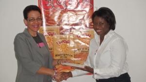 ECGC Handing Over Presentation